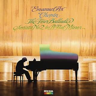 Chopin: Ballades Nos. 1-4 aAd Sonata No. 2 In B-Flat Minor, Op. 35