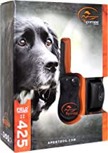 SportDog - SD-425 - Field Trainer for Introductory and Advanced Training Dog Waterproof Shock Collar