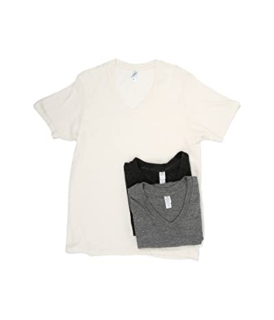 Alternative The Versatile V Bundle (Eco Ivory/Eco Grey/Eco Black) Men