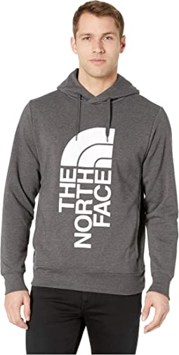 733bb2c60 The north face trivert logo pullover hoodie + FREE SHIPPING | Zappos.com