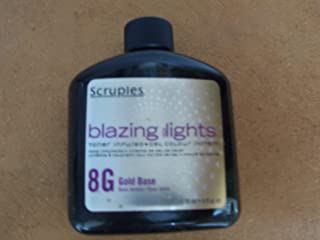 SCRUPLES BLAZING HIGHLIGHTS HAIR COLOR - 8G - GOLD