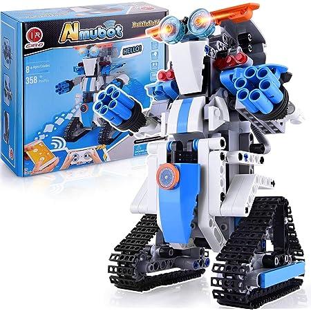 CIRO STEM Educativo Robot con Telecomando Adatto a Giocattolo Bambini di età Superiore a 8 Anni