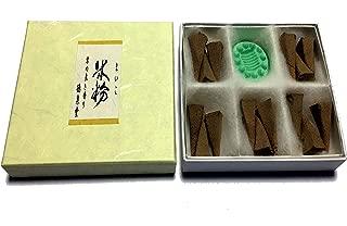 米粉(まいこ)お香 15個入り 線香アレルギー 化学物質過敏症 安心して使ってもらえる天然お香