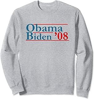 Barack Obama Joe Biden Election 2008 Vintage Sweatshirt
