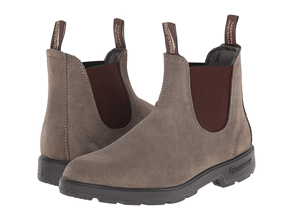 Blundstone BL1459 (Olive Suede) Work Boots