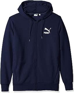 PUMA Men's Classics Logo Full Zip Hoody