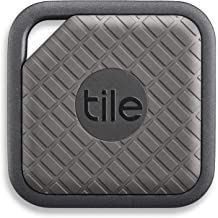 Tile Pro Sport Smart Tracker (1 Pack) - Black