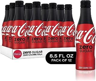 Coke Zero Sugar Diet Soda Soft Drink, 8.5 fl oz, 12 Pack
