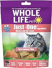 Whole Life Pet Pure Salmon Freeze-Dried Cat Treats