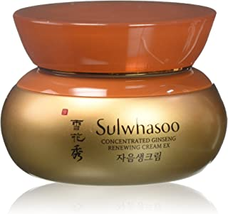 Sulwhasoo Concentrated Ginseng Renewing Cream, 2 Fluid Ounce