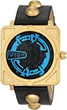 Doctor Who Watch - Dr Who Dalek Collector's Digital Watch - Gold and Black
