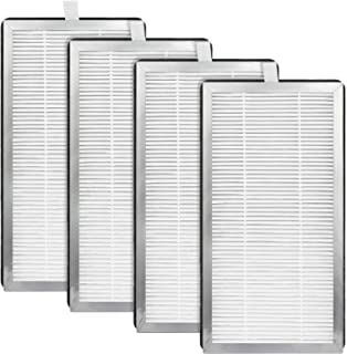 Cabiclean MA-15 Replacement Filter Compatible with Medify Air MA-15 Air Purifiers 3-in-1 Filters, H13 True HEPA and Activated Carbon (2 Set, 4 Pack)
