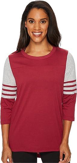 Long Sleeve Jersey Top Q4
