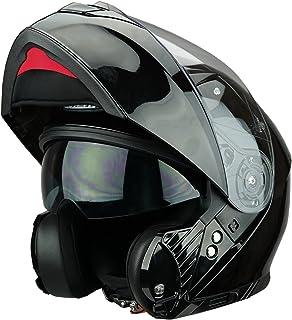 Casco de motocicleta Viper RSV445, casco abatible frontalmente, con sistma Pinlock® (antivaho