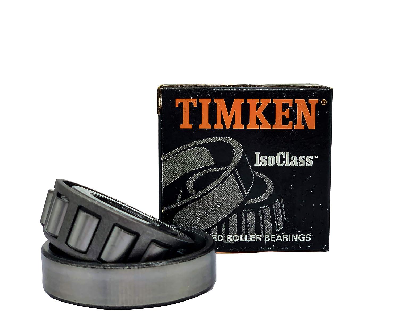 TIMKEN 30305 Alternative dealer 2Pcs Tapered Max 48% OFF Roller Bearing mm - Bore Assembly 25