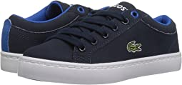 Lacoste Kids - Straightset Lace 417 1 (Little Kid)