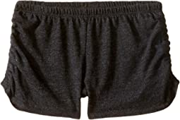 Tri-Blend Shirred Shorts (Toddler/Little Kids)