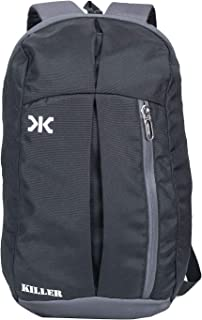 Killer Jupiter Black Small Outdoor Mini Backpack 12L Daypack