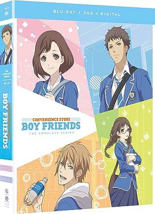 Convenience Store Boy Friends Blu-Ray/DVD(コンビニカレシ 全12話)