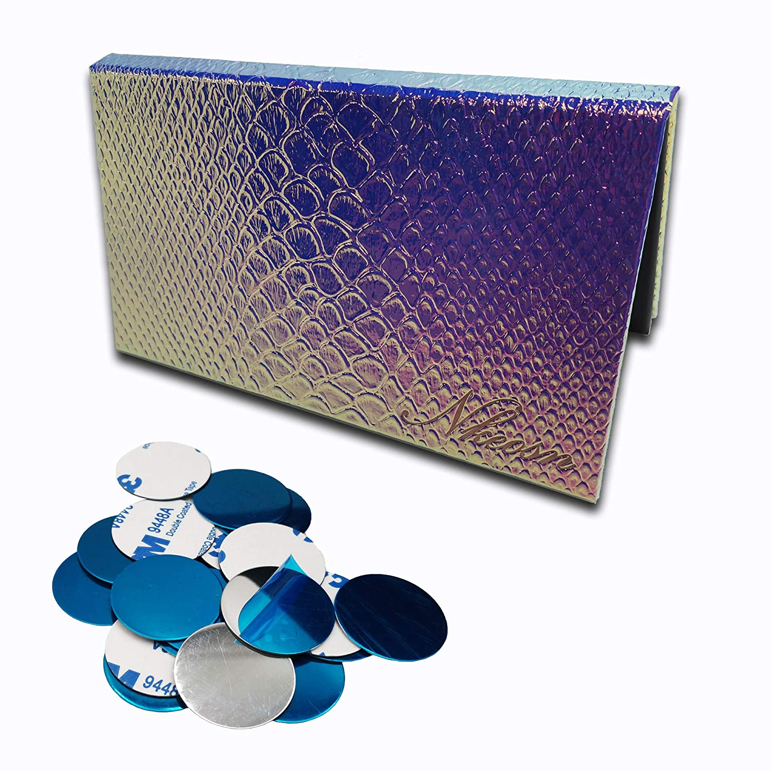 Mermaid Magnetic Makeup Purchase Award Palette with Eyeshadow Empty Mirror Pal