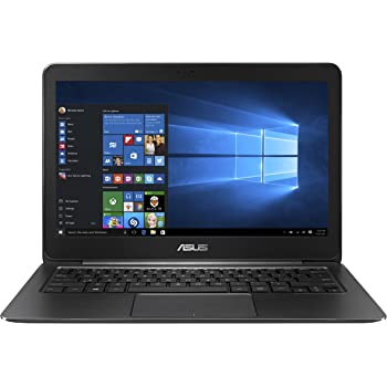 "ASUS ZenBook UX305CA-EHM1 Laptop (Windows 10, Intel Core M3-6Y30, 13.3"" LED-lit Screen, Storage: 256 GB, RAM: 8 GB) Obsidian Stone (Aluminum)"