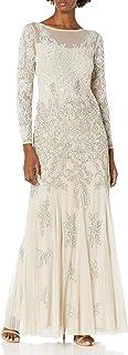 Women's Multi Beaded Gown