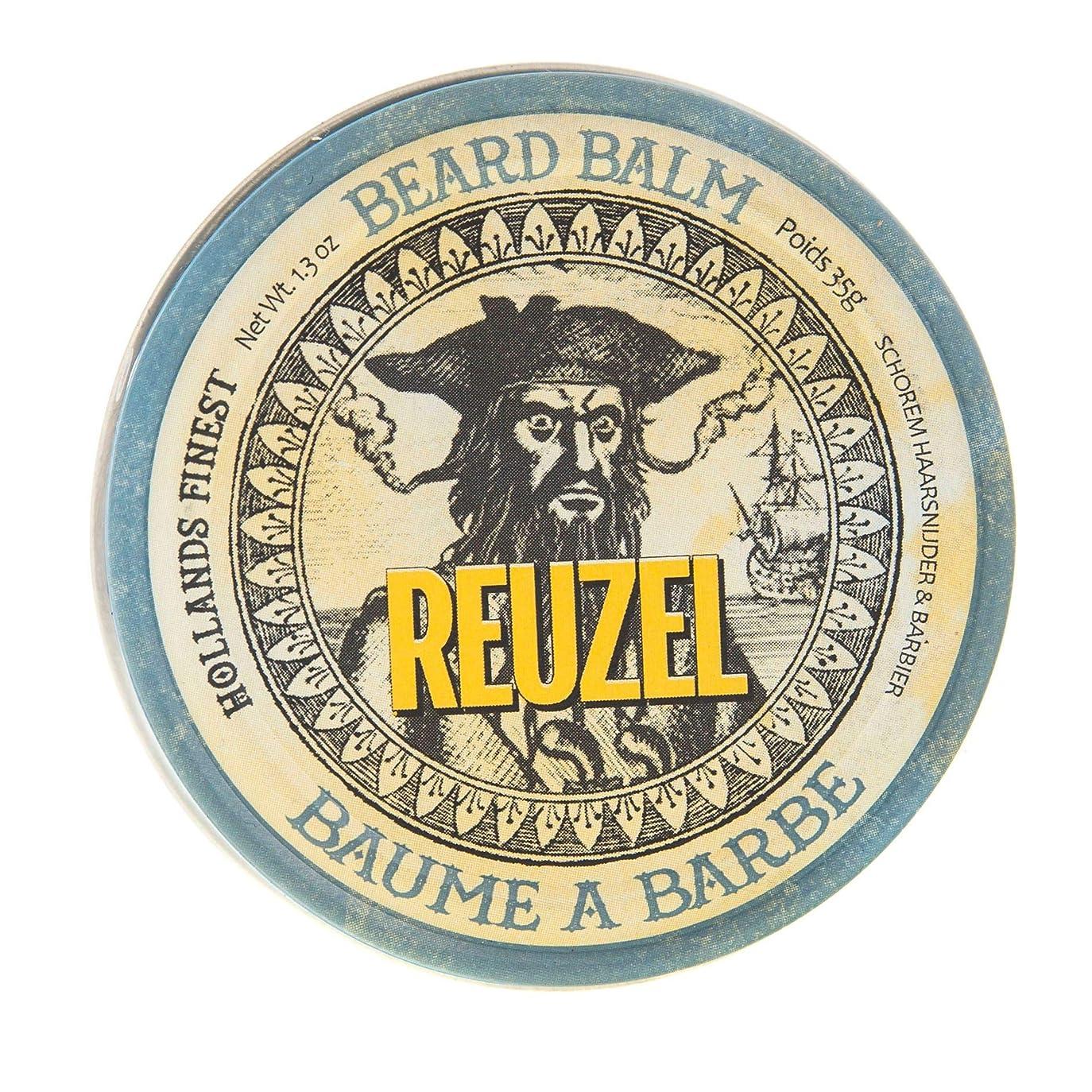 分割スペル印象的なルーゾー ビアード バーム Reuzel Beard Balm 35 g [並行輸入品]