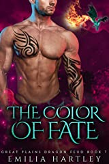 The Color of Fate (Great Plains Dragon Feud Book 7) Kindle Edition