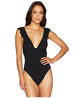 Jennie Over the Shoulder One-Piece