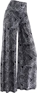 Arolina Women's Stretchy Wide Leg Palazzo Lounge Pants