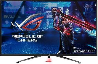 "Asus ROG Strix XG438Q 43"" Large Gaming Monitor with 4K 120Hz FreeSync 2 HDR Displayhdr 600 90% DCI-P3 Aura Sync 10W Speake..."