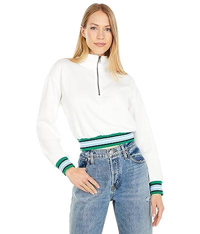 BB Dakota x Steve Madden Zip It Good Sweatshirt