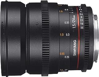 Samyang 24mm T1.5 UMC II MFT Full Frame VDSLR/Cine Lens