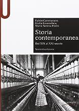 Scaricare Libri Storia contemporanea. Dal XIX al XXI secolo PDF