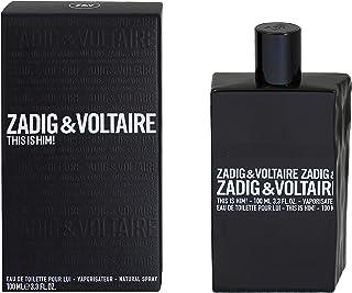 ZADIG & VOLTAIRE This Is Him Eau de Toilette męska woda toaletowa 100 ml