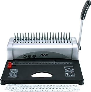 HFS (R) 21 perforadora para encuadernación máquina de peine – álbum de recortes de papel