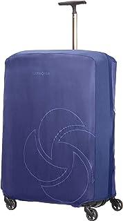 Samsonite Global Travel Accessories - Housse de Valise Pliable XL, Bleu (Midnight Blue)