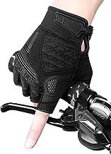 INBIKE Cycling Gloves Stretchy Btrathable Anti Slip EVA Padded for Mountain Bike Road Bike MTB