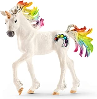 Schleich bayala, Unicorn Toys, Unicorn Gifts for Girls and Boys 5-12 years old, Rainbow Unicorn Foal