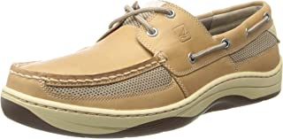 sperry men's tarpon tan 2 eyelet boat shoes