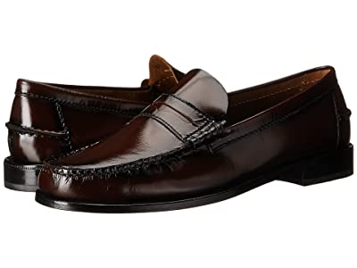 Florsheim Berkley Penny Loafer (Burgundy) Men