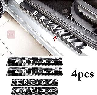 ISEE 360® 4PCS Car Sticker Universal Anti-Scratch Door Sill Car Decal Car Sticker Decal -Ertiga