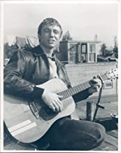 Vintage Photos 1962 Photo Randy Boone Celebrity Actor Country Musician Singer Wagon Train 7x9