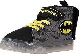 BMF720 Batman™ Canvas Hi Top (Toddler/Little Kid)
