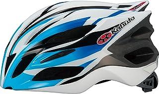 オージーケーカブト(OGK KABUTO) 自転車 ヘルメット CLEBI(セルビ) マックスブルー サイズ:XS(頭囲:54~56cm) ジュニア用