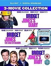 Bridget Jones 3-Film Collection [Bridget Jones's Diary/Bridget Jones: The Edge Of Reason/Bridget Jones's Baby] [Blu-ray]