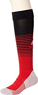 Adidas MUFC H SO Knee Socks for Unisex - Black/Real Red S10/Power Red 4042 CG0023