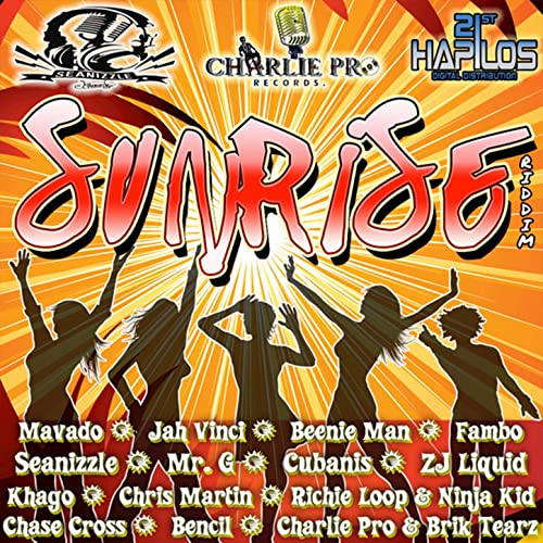 Sunrise Riddim [Explicit] by Various artists on Amazon Music ...