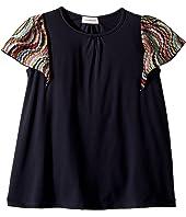 Missoni Kids - Jersey Dress w/ Lace Trim (Toddler/Little Kids)
