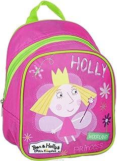 Preschool Backpack Ben & Holly's Little Kingdom, Baby Bag, Small Backpack for Kids